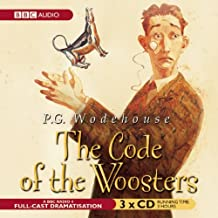 The Code of the Woosters (BBC Audio)