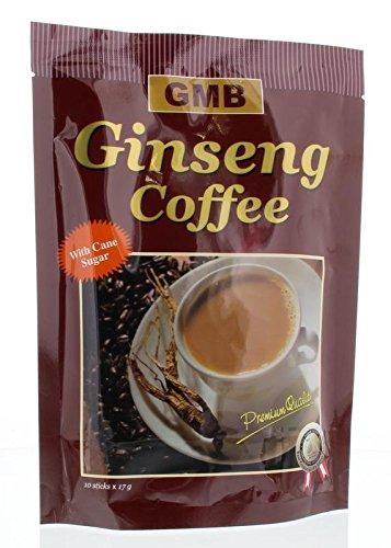 GMB Ginseng coffee/rietsuiker 10 sachets