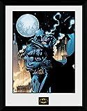 GB eye Ltd inch Batman Comic Moonlit Kiss de 1piece 16x 12Framed Photograph by GB Eye Ltd