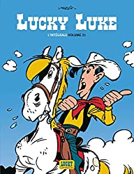 Lucky Luke - Intégrales - tome 21 - Lucky Luke Intégrale T21