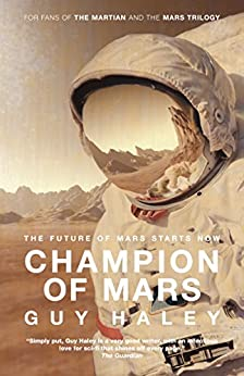 Champion of Mars by [Haley, Guy]