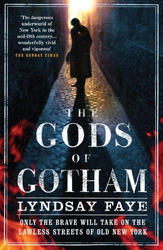 The Gods of Gotham (Gods of Gotham 1) (English Edition)