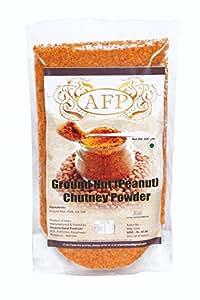AFP Peanut Chutney Powder - 200g + 200g