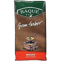 Cafés Baqué Café Molido Gran Sabor - 250 gr - , Pack de 6