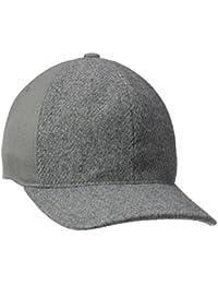Kangol Textured Wool Flexfit Cap Fitted Fullcap Wollcap Kappe Baseballcap Cap Fitted Cap Hinten geschlossen