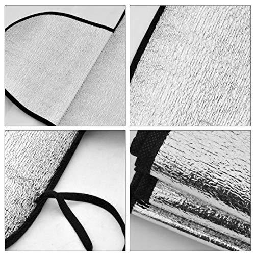 Sanzhileg-Parabrezza-per-Auto-Multiuso-Copertura-Anti-Parabrezza-antigelo-Ghiaccio-Copertura-per-la-Protezione-AntiGraffio-UV-a-Prova-di-Polvere-Coperture-per-Auto-in-Cotone