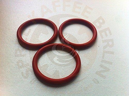 3 x SKB O-Ring für den Kolben der Saeco Brühgruppe 38x4