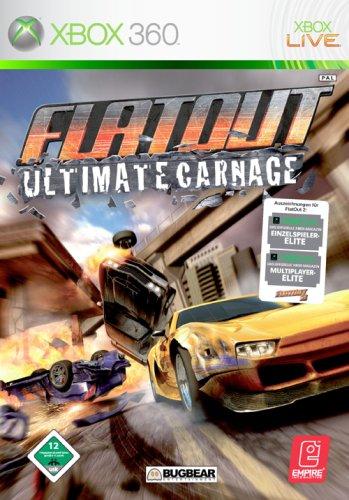 Koch Media GmbH Flatout - Ultimate Carnage