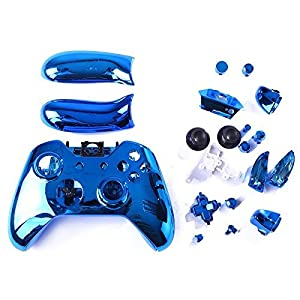Canamite® Case Hülle Gehäuse Modding Cover Chrome Shell für Xbox One Controller