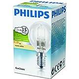 Philips 28 W Halogen EcoClassic E14 230V P45 Golf Ball - Pack of 2 Bulbs