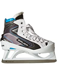 Bauer Junior 5000 2e2.5 But Skate, noir/argent/blanc