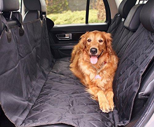 Ubest Schondecke Wasserdicht Rutschfest Kratzfest Hunde Autoschondecke, Hundeschutzdecke, Sitzbezug Auto für - Auto-sitzbezug Camry Einen Für