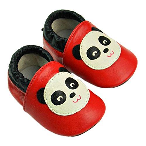 Weicher Leder Lauflernschuhe Krabbelschuhe Babyschuhe für Baby Jungen Mädchen mit vielen Modelle Style 14