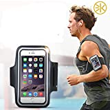 Best Workout Armbands - 3Keys Water Resistant Cell Phone Armband: 5.2 inch Review