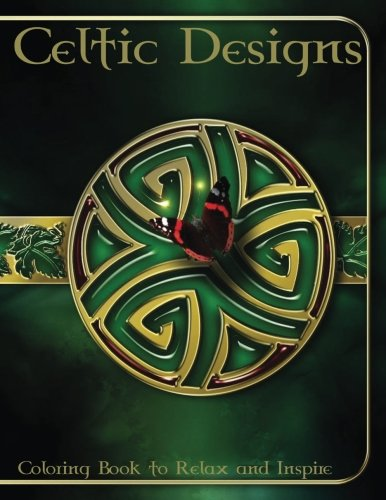 Celtic Designs: In this A4 50 page Coloring Book we have put together a fantastic collection of Celtic Designs for you to color, which will inspire, ... All the images are printed on one side.