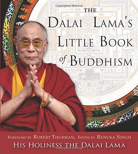 The Dalai Lama's Little Book of Buddhism by His Holiness the Dalai Lama (2015-06-01)