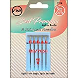 Universal Sewing Machine Needles 5/Pkg-Size 100/16
