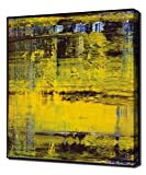 Lilarama Gerhard Richter - abstract-painting-no-809-3- Art Leinwandbild - Kunstdrucke - Gemälde Wandbilder