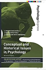 Conceptual and Historical Issues in Psychology Paperback