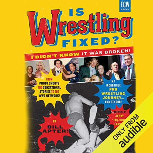 Is Wrestling Fixed?: I Didn't Know It Was Broken!