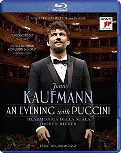 An Evening With Puccini [Blu-ray] 518teysMgxL