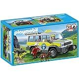 Playmobil Vida en la Montaña - Vehículo de rescate de montaña (5427)