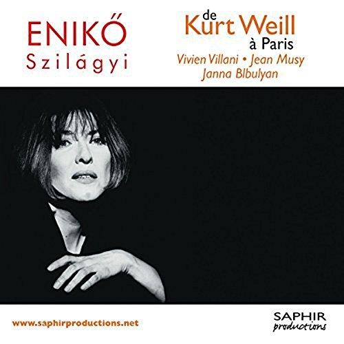 Weill:de Kurt Weill a Paris