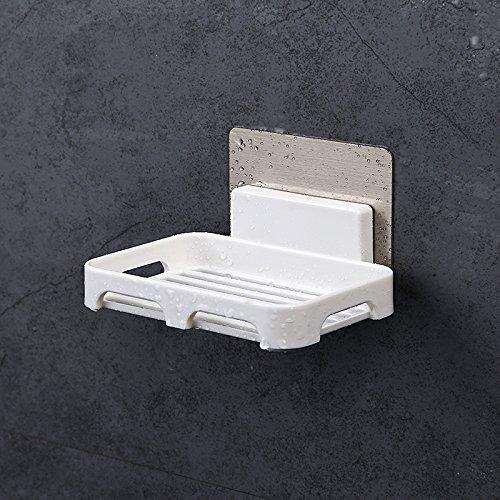 The Bathroom Soap And Soap Holder Chuck Drain Soap Box