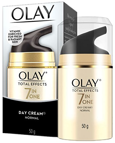 Olay Total Effect Day Cream Normal, 50g - Day Cream Olay