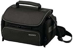 Sony LCS-U20 Housse de transport pour Appareil Photo Reflex/Caméscope Noir