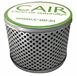 #10: Cair Car Air Purifier and Odour Remover (Medium, Silver)