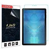 JD Paquete de 2 Galaxy Tab S4 Protector de Pantalla, [Anti luz Azul] [Protección para los Ojos] [No Cobertura Completa] Premium Protector de Pantalla para Samsung Galaxy Tab S4 10.5 Inch