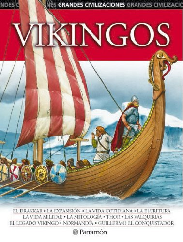 VIKINGOS (Grandes civilizaciones)