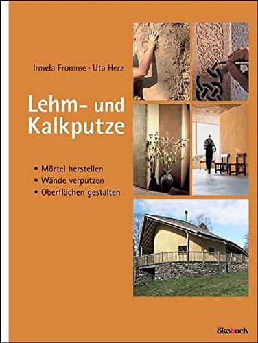 """Buch """"Lehm- und Kalkputze"""""""