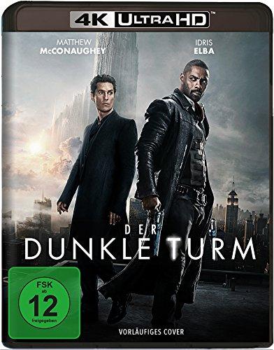 Der dunkle Turm - Ultra HD Blu-ray [4k + Blu-ray Disc]