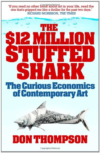 The $12 Million Stuffed Shark Cover Image