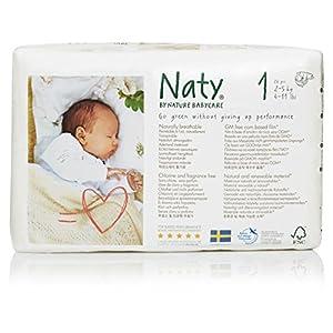 Naty by Nature Babycare Ökowindeln