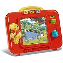Simba 109331012 Winnie the Pooh - Música de televisión con imagen de Winnie the Pooh