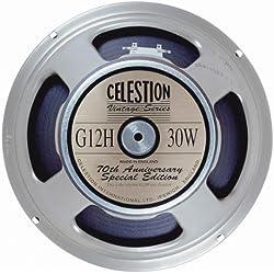 Celestion Plata G12H 30W de altavoz con Spade Connectors (16Ω)