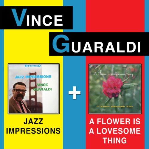 Jazz Impressions + a Flower Is a Lovesome Thing