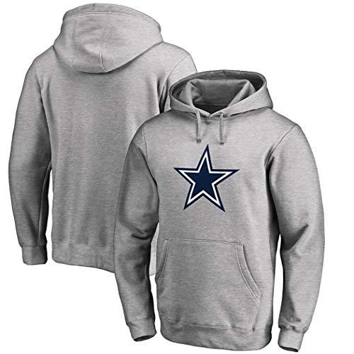 HUIFANGTSHIRT NFL Der Mit Kapuze Pullover Der Cowboy-amerikanischen Fußball-Männer Lösen Beiläufiges Sweatshirt (Color : D2, Size : XXL) - Sweatshirts Männer Nfl Cowboys Für