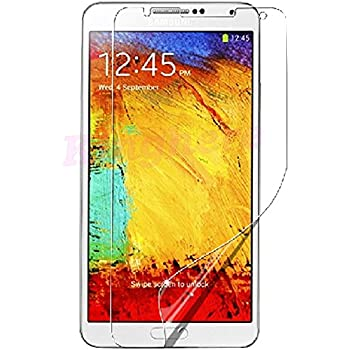 Johra Transparent HD Matte Scratch Resistant Screen Guard For Samsung Note 3 Neo N750