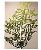 Esprit Teppich Feather (120 x 180 cm, beige/grün (01))