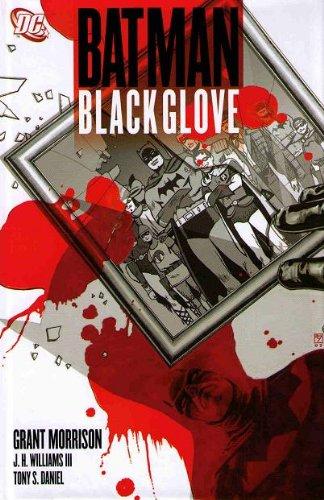 Batman - Black Glove (Limitiertes Hardcover, 222 Exemplare, Panini, 2011) -