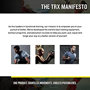 TRX Force Kit Suspension Trainer Schlingentrainer
