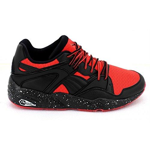 Basket Puma Homme Rouge