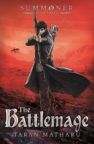 Summoner: The Battlemage: Book 3