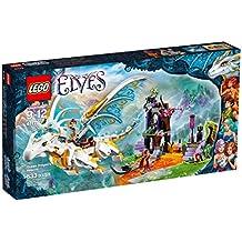 LEGO Elves - 41179 - Jeu de Construction - Le Sauvetage de la Reine Dragon