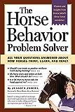 Horse Behaviour Problem Solver