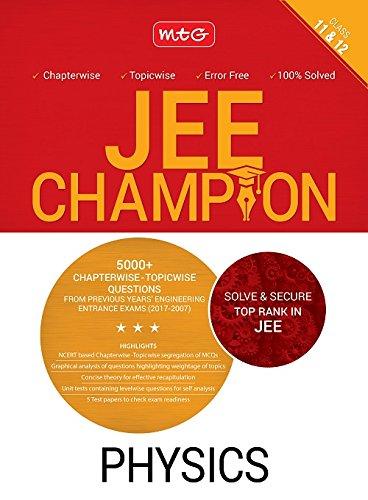 Physics Champion for JEE